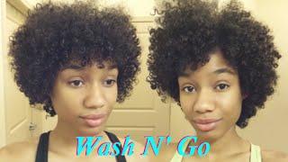 getlinkyoutube.com-Wash N' Go   Shea Moisture