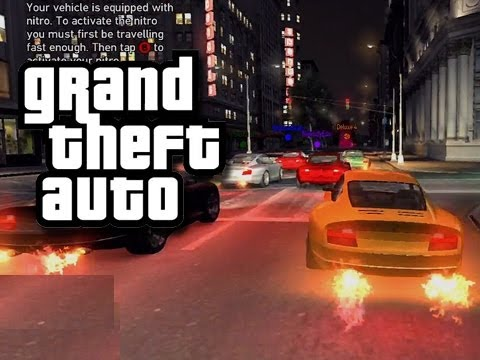 GTA - Crazy Races and Ramps!  (Funny GTA Moments)