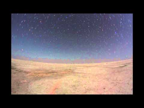 Starry Trails from The Great Rann of Kutch