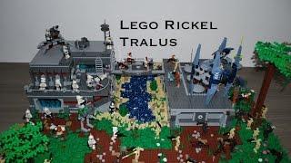 getlinkyoutube.com-LEGO Star Wars Clone Base on Tralus (MOC)