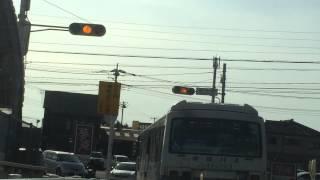 getlinkyoutube.com-近所の変な信号!!日本一短い赤信号?