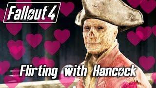 getlinkyoutube.com-Fallout 4 - Flirting with Hancock