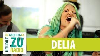 getlinkyoutube.com-Delia - Da, mama (Live la Radio ZU)