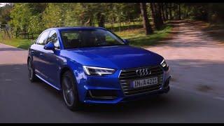getlinkyoutube.com-Тест-драйв Audi A4 (2016) // АвтоВести 229