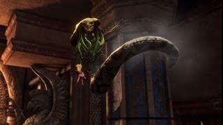 getlinkyoutube.com-God of War Ascension: Killing Medusa