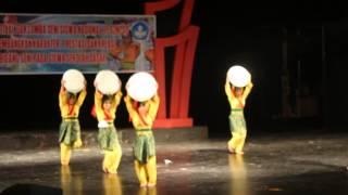getlinkyoutube.com-Tim Tari SDI Raudhatul Jannah di FLS2N tk Provinsi 2015
