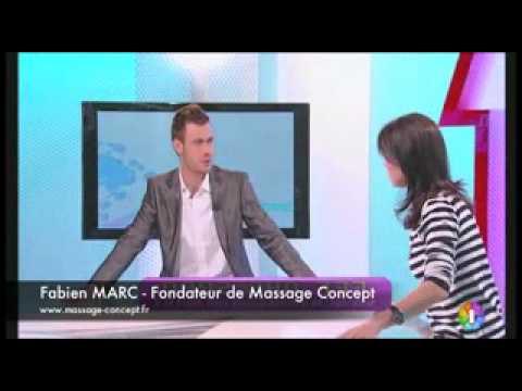Massage Concept Paris : Présentation du concept