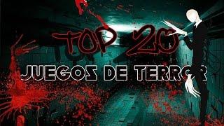 getlinkyoutube.com-TOP 20 JUEGOS DE TERROR POCOS REQUISITOS PARA PC