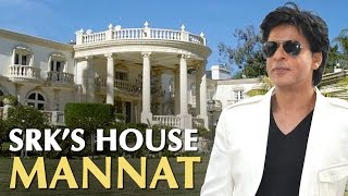 getlinkyoutube.com-Shahrukh Khan's House Mannat - Celebrity Hotspots In Mumbai