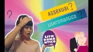 Assexual lithromantico ?? (Monye gomes)