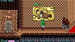 getlinkyoutube.com-OpenBoR games: Double Dragon Gold - Abobo playthrough