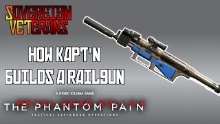 getlinkyoutube.com-How to Build a Railgun in MGSV