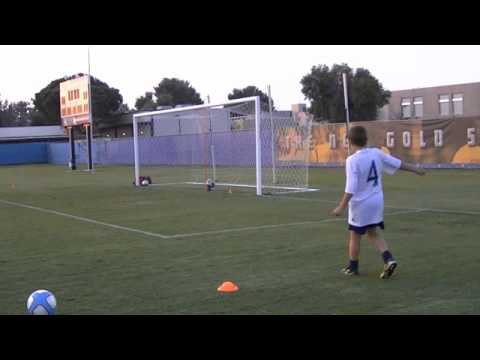Soccer Science Fair Project (Shooting angles of scoring)