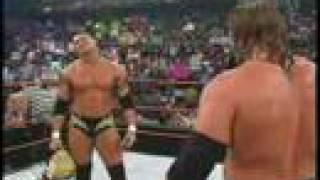 getlinkyoutube.com-RAW 2004 - Triple H calls out Randy Orton