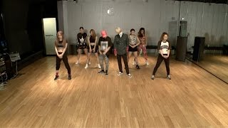 BIGBANG(GD&T.O.P) - '쩔어(ZUTTER)' DANCE PRACTICE width=