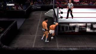 WWE 12: Cody Rhodes vs Booker T at TLC 2011