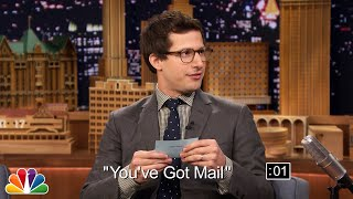 5-Second Summaries with Andy Samberg width=