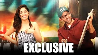 getlinkyoutube.com-Exclusive - Kaabil stars Hrithik and Yami get candid!