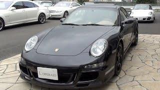 getlinkyoutube.com-ポルシェ 911(997)カレラ  中古車試乗インプレッション