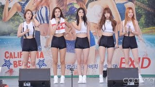 150802 경주캘리포니아비치 EXID Full Version/직캠 (Fancam) (Horizontal)