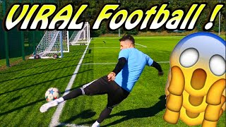 getlinkyoutube.com-VIRAL Football! - INCREDIBLE! You Won't Believe This!