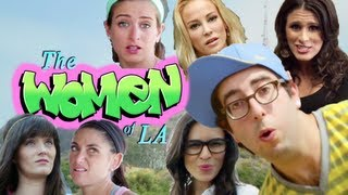 THE WOMEN OF LA with DJ Lubel, Pauly Shore, Jaleel White, Dennis Haskins