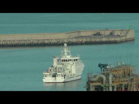 Click to view video DR FIRDTJOF NANSEN IMO 9762716 LDLG SPAIN GIJON HD