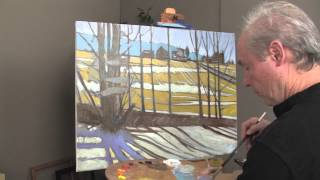 getlinkyoutube.com-Oil Painting Techniques: Brilliant Light with Brian Keeler