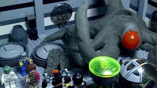 getlinkyoutube.com-The Lego Zombie Apocalypse 5: Monsters
