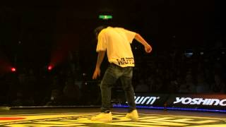 getlinkyoutube.com-SALAH vs WAPPER DANCE@LIVE JAPAN FINAL 2014 FREESTYLE【QUARTERFINAL】