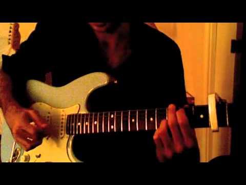 """""""Gli Angeli"""" Vasco Rossi Arpeggio Lesson By Nikko Menichini PARTE2"""