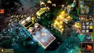 getlinkyoutube.com-CnC Red Alert 3 Comp Stomp Online Gameplay HD #5