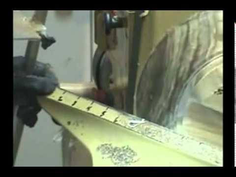Herramientas fáciles de madera, Trabajo con torno herramienta de fácil Ci1 Rougher inserción de carburo   YouTube