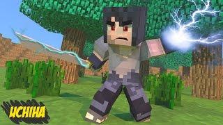 getlinkyoutube.com-SOU O SASUKE UCHIHA - SKY WARS ( Minecraft )