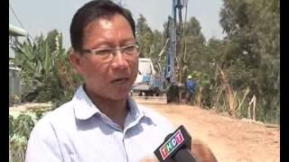 getlinkyoutube.com-Công nghệ đất trộn xi măng gia cố đê bao