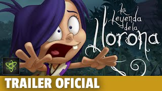 getlinkyoutube.com-La Leyenda de La Llorona - Trailer Oficial (2011)