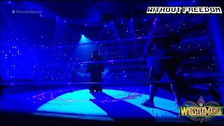 ● The Undertaker returns for a match with John Cena l Edit l HD ●