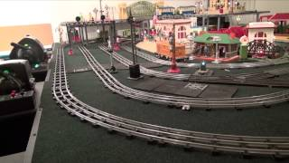 getlinkyoutube.com-90 year old Standard Gauge trains out for a run