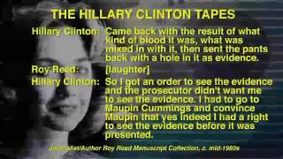 getlinkyoutube.com-Hillary Clinton LAUGHING about GETTING CHILD RAPIST off charge in 1980's