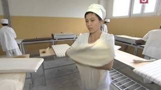 """getlinkyoutube.com-Настоящий лаваш: секреты древнейшего хлеба. """"Есть можно!"""" Утро на 5"""