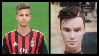 getlinkyoutube.com-Hachim Mastour - Mens Haircut Tutorial - TheSalonGuy
