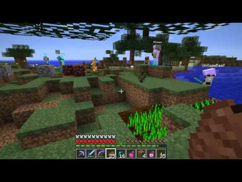 Etho MindCrack SMP - Episode 50: The Fight