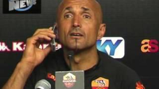 """Spalletti:""""Pronto? Leo? Nino? Mino?"""" I FUORIONDA ALL SPORT WEB:L'INVOLONTARIO COMICO DEL CALCIO"""