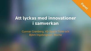 MPL 16 - Panel: att lyckas med innovationer i samverkan