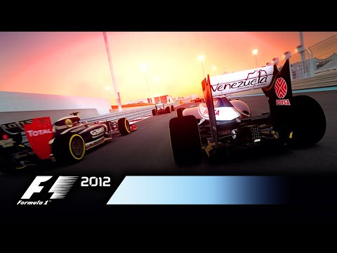 F1 2012 - Games vs Reality (PEGI Version)
