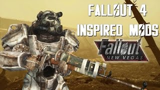 getlinkyoutube.com-Fallout 4 Inspired Mods for Fallout: New Vegas