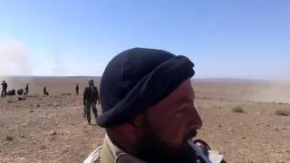 getlinkyoutube.com-الجيش السوري حقل شاعر والسخنة مجموعة الكاسر26/8/2016