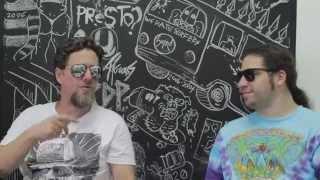 Canisso falando sobre Ramones,Sepultura,Rodolfo,Disco Novo...