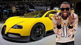 getlinkyoutube.com-Top 10 Most Expensive Bugatti Cars of Rappers