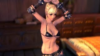 getlinkyoutube.com-Blade and Soul (Free MMORPG China): Female Gon 2nd Dance and Profile